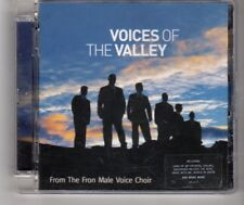 (HN62) Voices Of The Valley, The Fron Male Voice Choir - 2006 CD