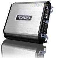 DS18 4 Channel Amplifier Class D Full Range 1500 Watts Max Silver S1500.4D/SL