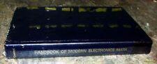 Handbook of Modern Electronics Math - 1982