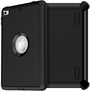 AICase Shockproof Tough Stand Case With Screen Protector For Apple iPad Mini 5
