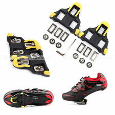 2PCS Self-locking Road Bike Cycling Pedal Cleats Set For Shimano SM-SH11 SPD-SL