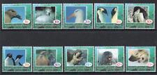 NUOVA Zelanda-Ross Dependency Gomma integra, non linguellato 1994 ANIMALI DELL'ANTARTIDE