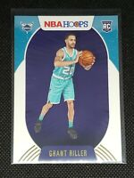 2020-21 Panini NBA Hoops GRANT RILLER RC #217 WINTER PARALLEL Hornets ROOKIE