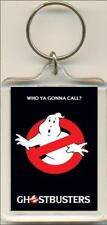 Ghostbusters. The Movie. Keyring / Bag Tag.