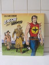 Zagor King of Darkwood Graziano Romani Coniglio Editore 2009 LP 33 Giri (MX)