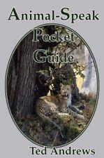 Animal-Speak Pocket Guide-Ted Andrews