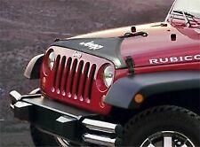 2007-2018 Jeep Wrangler JK Hood Cover Front End Bra Protector Kit Mopar 82210316