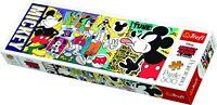 Trefl 500 Piece Panorama Adult Large Legendary Mickey Mouse Floor Jigsaw Puzzle