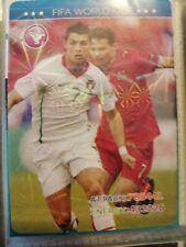 Cristian Ronaldo Portugal rare card made in Argentina Fifa World cup 2018