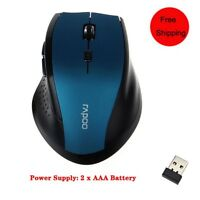 2.4G 6D 1600DPI USB Wireless Optical Gaming Mouse Mice For Laptop/Desktop/PC NEW