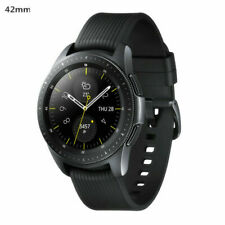 Samsung Galaxy Watch SM-R815 42mm Midnight Black Case agate black (LTE/4G)
