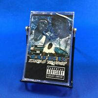 *SEALED Turk ‎– Young & Thuggin' | Cassette Tape Album 2001 Cash Money Lil Wayne