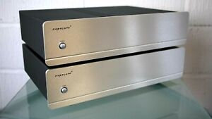 Exposure 3010S2 Mono Power Amplifiers (Pair) in Silver - Preowned