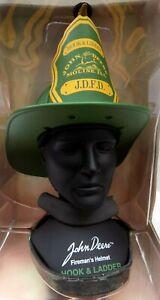 Gearbox Feuer Fighting Helm John Deere 1890 Figürchen Feuerwehr USA