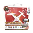 NEW STRIKER LIVE FEED DRONE PICTURE / LIVE FEED VIDEO CAMERA RC QUADCOPTER
