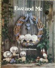 Ewe and Me by Christie Peterson Decorative Tole Painting Instruction Book 1987