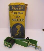 Easy Aid Lima Bean and Pea Sheller Vintage