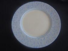 vintage art deco royal doulton envoy entee plate d5423 blue & white