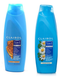 2 pack  Clairol 5-in-1 Shampoo Camomile for Everyday Cleansing and conditioner