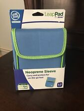 Leap Frog Leap Pad Explorer Neoprene Sleeve Accessory Case Ages 3-9 Yrs
