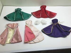 5 DRESSES FOR INFANT OF PRAGUE STATUE
