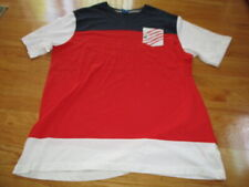 Adidas NEW ENGLAND REVOLUTION No. 96 (XL) T-Shirt w/ Pocket