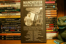 Manchester North Of England Story Of Independent Music 1977-1993 Joy Division