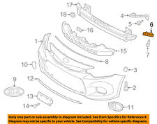 KIA OEM 14-18 Forte5 Front Bumper Grille-Side Bracket Right 86514A7000