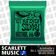 Ernie Ball Not Even Slinky 2626 12-56 Electric Guitar Strings *BRAND NEW*