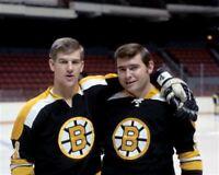 Bobby Orr, Bill Speer Boston Bruins 8x10 Photo