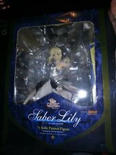 SABER LILY FATE STAY NIGHT GOOD SMILE COMPANY 1/7 SCALE PAINTED ANIME STATUE