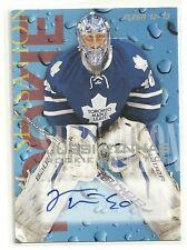 2012/13 Fleer Retro Hockey Jussi Rynnas Rookie Sensation Autographed Card