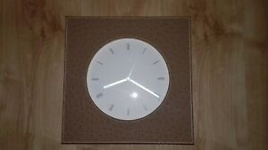 KITCHEN CLOCK 11 INCHES X 11 INCHES
