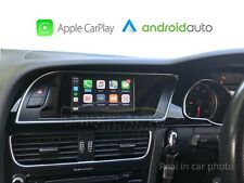 Wireless Apple CarPlay Wired Android Auto Audi A5 B8 07-15 Concert