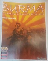 The Gamers Wargame Burma MMP OCS 2008  New  Unpunched