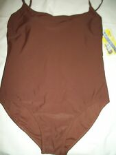 WOMENS LADIES MISSES SIZE 10 SWIMSUIT BATHING SUIT 1 PIECE BY CARIBBEAN SAND NWT