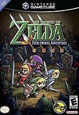 Legend of Zelda: Four Swords Adventures (Nintendo GameCube, 2004) GAME DISK ONLY