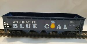 VINTAGE TYCO HO Anthracite Blue Coal 40 foot 366C