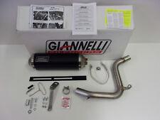 Giannelli Auspuff Sportauspuff Auspuffanlage Endschalldämpfer KTM Duke 125 200