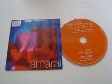 AMARAL - TARDES -  CD promo single