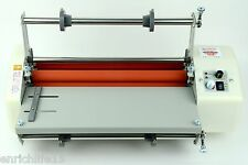 """2017 NEW 13"""" Laminator Four Rollers Roll Laminating Machine Hottest 8350T"""