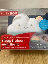 Skip Hop Dream and Shine Sleep Trainer Nightlight alarm NEW