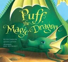 Puff, the Magic Dragon Peter Yarrow, Lenny Lipton Hardcover