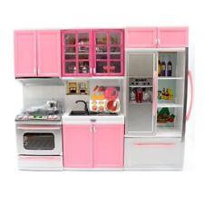 Modern Kitchen Battery Operated Kitchen Playset Children Kids Play Toy PS10P