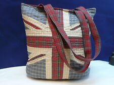 Union Jack Tote bag in original shaker style