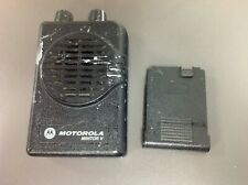 Motorola Minitor 5 Pager Only Model # A03Kms9239Bc, Vhf, 2 Ch, Sv, Needs Speaker