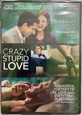 CRAZY, STUPID, LOVE Steven Carell/Ryan Gosling BRAND NEW! (DVD, 2011)