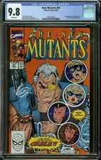 NEW MUTANTS #87 (1990) CGC 9.8 NM/MT