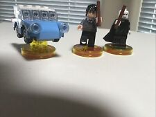 LEGO Dimensions Harry Potter - Harry Potter & Lord Voldermort & Car Only.