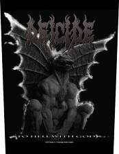 DEICIDE - Rückenaufnäher Backpatch Gargoyle